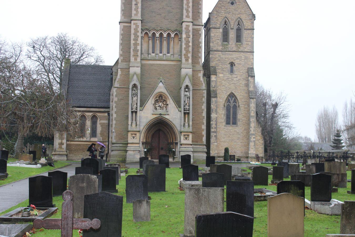 St Marries Church